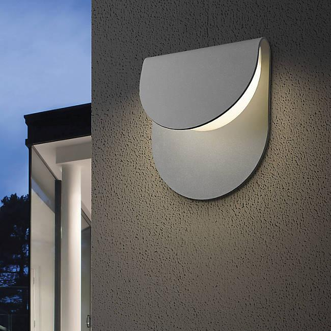 Cape Outdoor LED Wall Sconce - Display