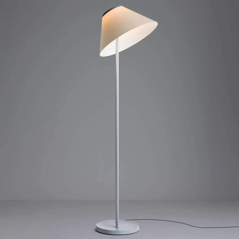 Cappuccina LED Floor Lamp - Cream