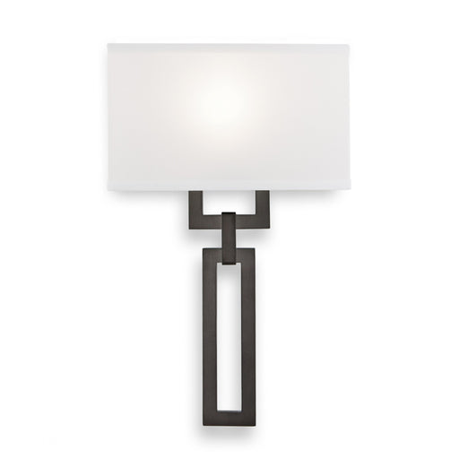 Carlyle Quattro Linen Wall Sconce