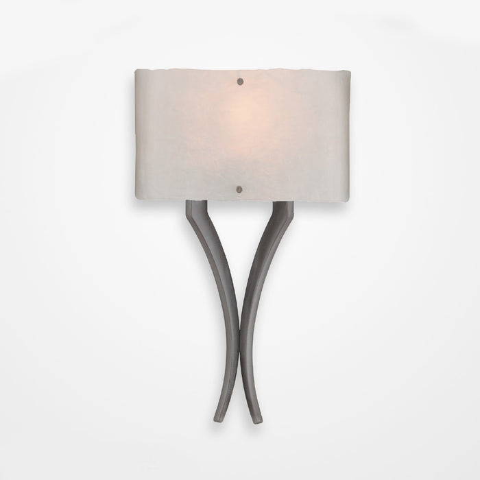 Carlyle Vertex Glass Wall Sconce