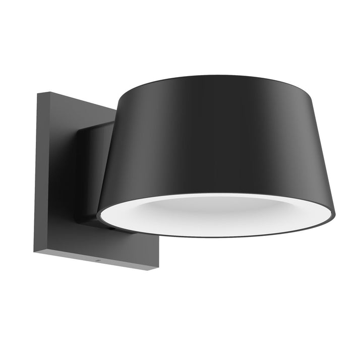 Carson LED Outdoor Wall Sconce - Black Finish