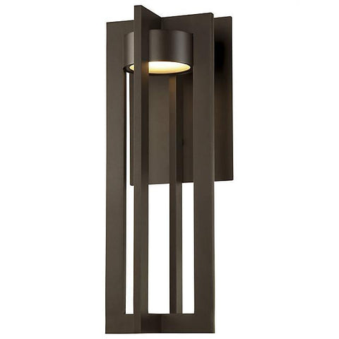 "Chamber 20"" LED Outdoor Light - Bronze"