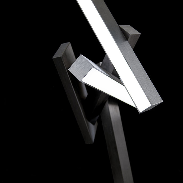 Chaos LED Wall Sconce - Detail