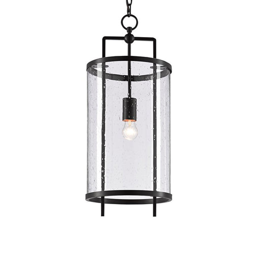 Chesten Pendant - Antique Black Finish