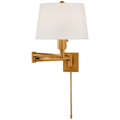 Chunky Swing Arm - Antique Burnished Brass