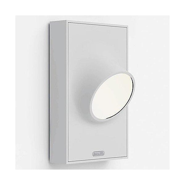Ciclope Outdoor LED Wall Light - White