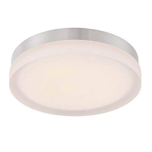 "Circa 11"" LED Ceiling Light - Titanium Finish"