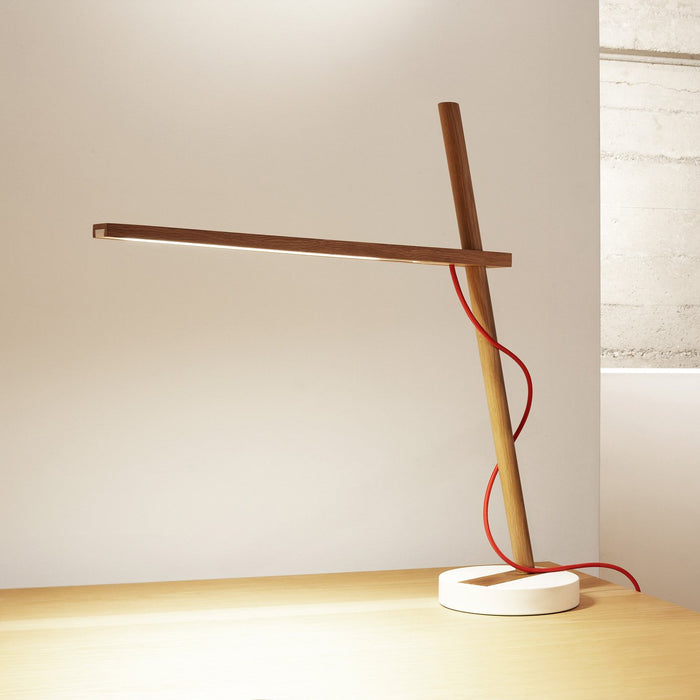 Clamp Table Lamp - Display