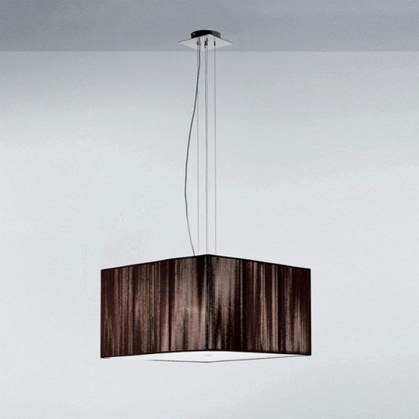 Clavius 60 Pendant Light - Tobacco Finish