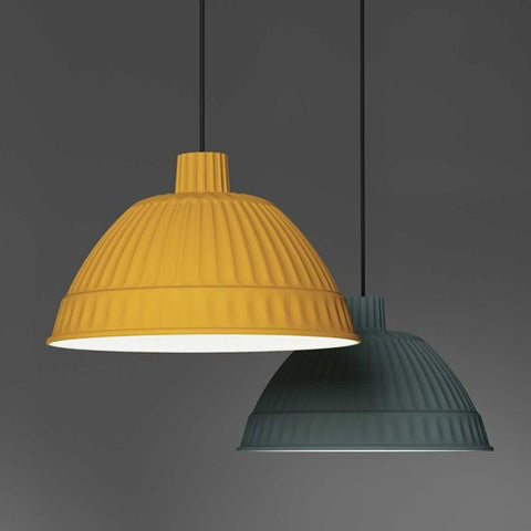 Cloche Pendant Light