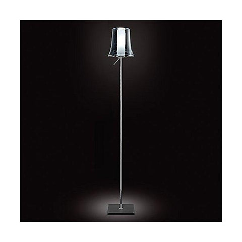 Cloche TR Floor Lamp - Silver