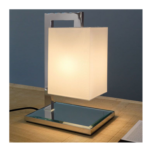 Coco Deluxe Table Lamp White Shade