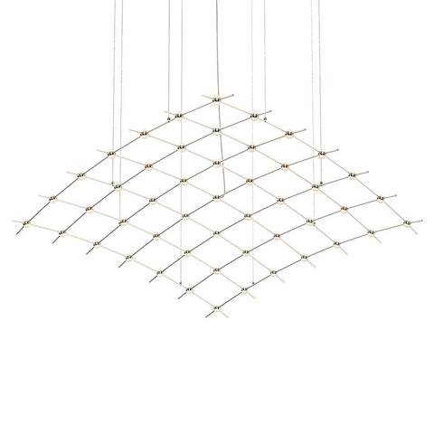 Constellation Aquarius Major Chandelier - White