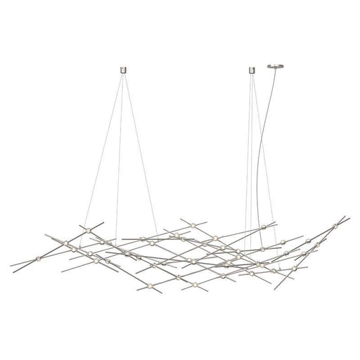 Constellation Ursa Major Chandelier - Clear Glass