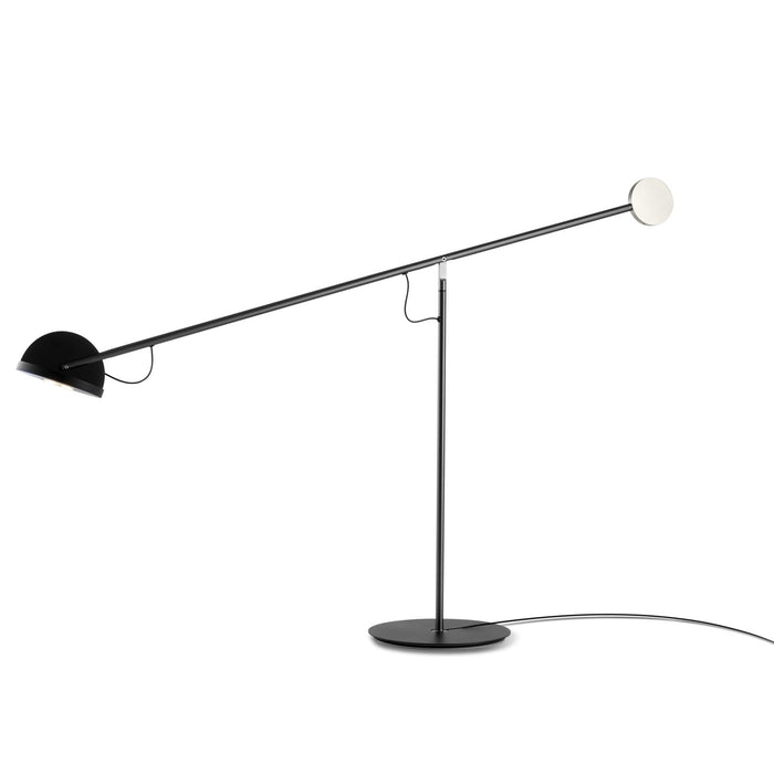 Copernica M LED Table Lamp - Graphite/Black/Matte Chrome Finish