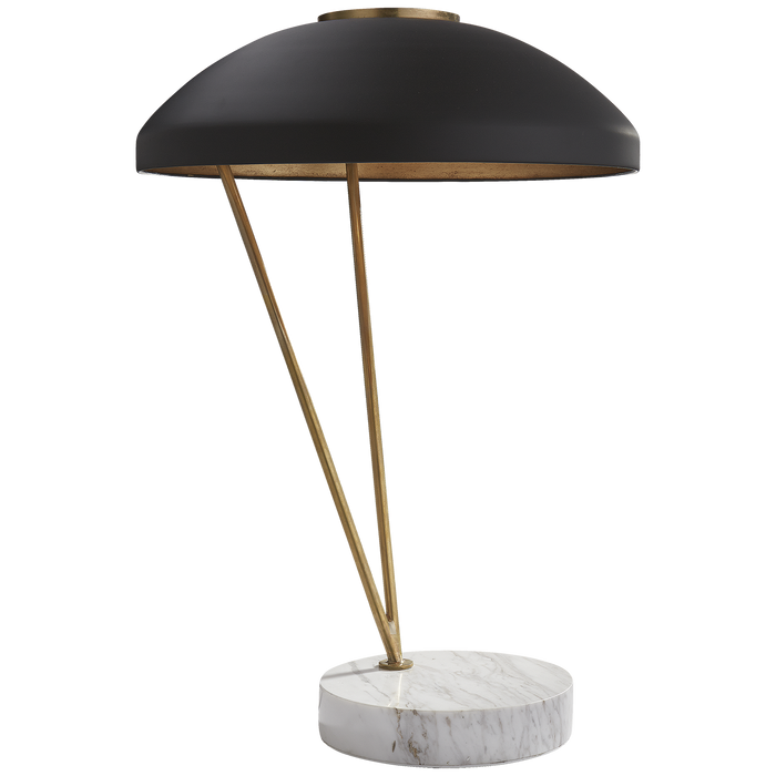 Coquette Table Lamp Antique-Burnis
