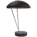 Coquette Table Lamp Polished Nickel
