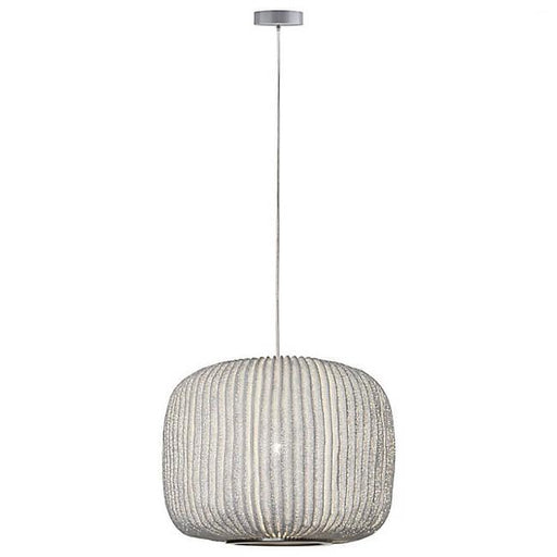 Coral Sea Pendant - White Finish
