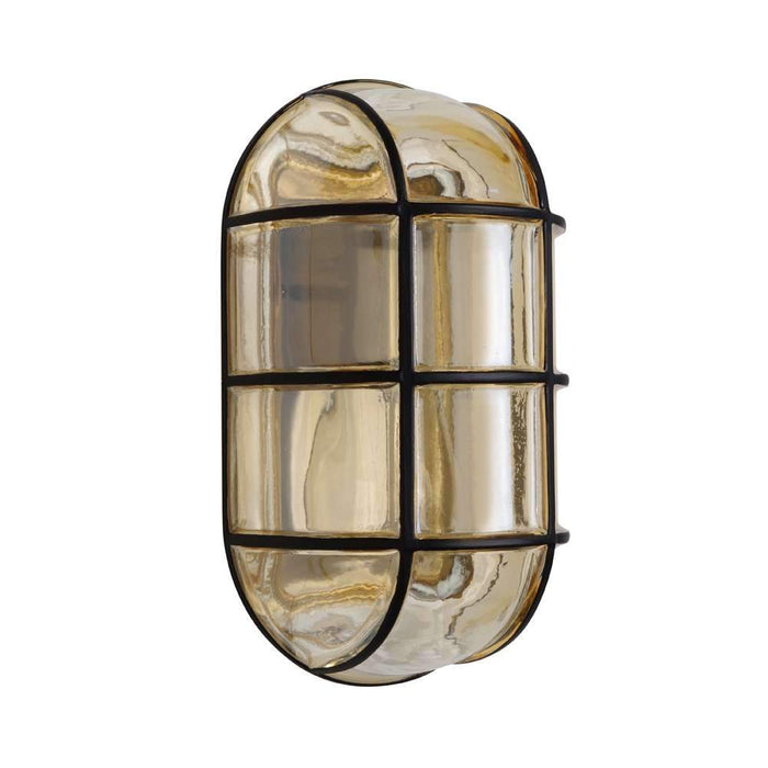 Costaluz 3961 Series Outdoor Wall Sconce - Bronze Finish
