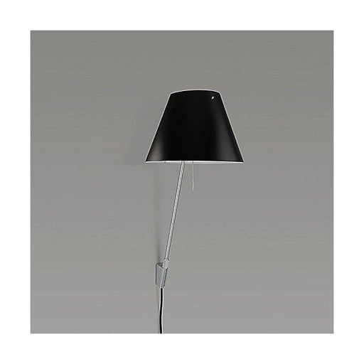 Costanzina Wall Light - Liquorice Black