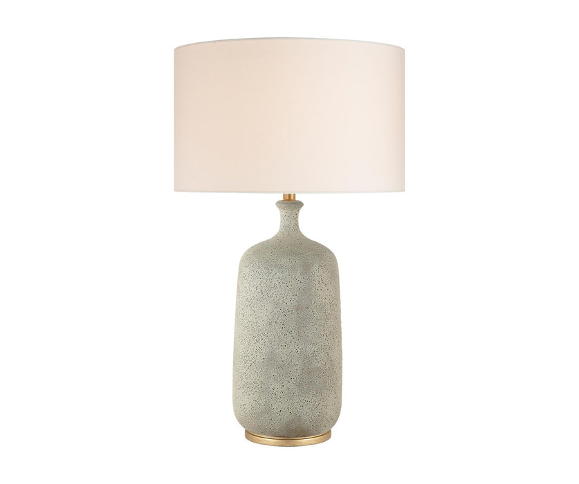 Culloden Table Lamp - Volcanic Ivory