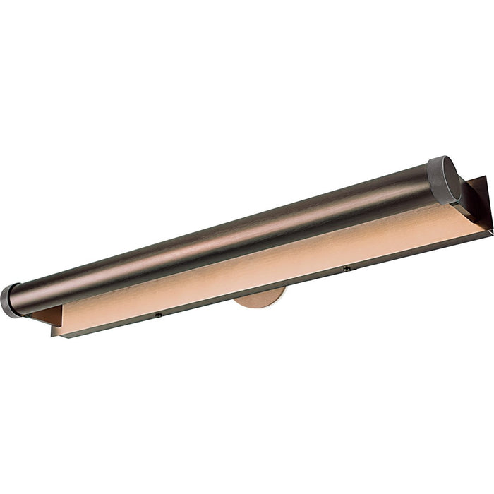 "Dante 23"" Picture Light - Deep Taupe Finish"