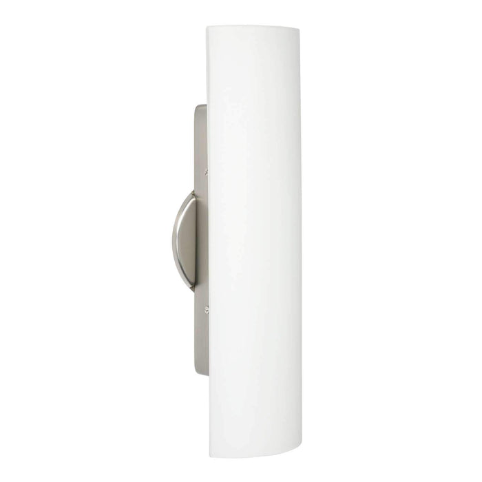 Darci 16 Two Light Wall Sconce - Satin Nickel Finish