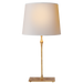 Dauphine Bedside Lamp - Gold Iron Finish