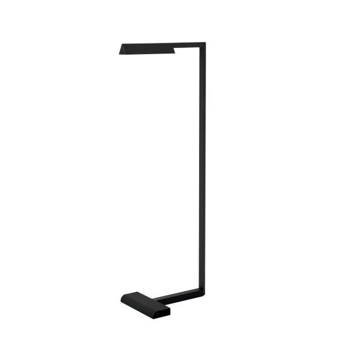 Dessau Floor Lamp - Nightshade Black Finish