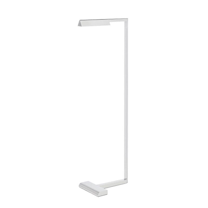 Dessau Floor Lamp - Polished Nickel Finish