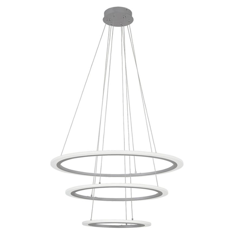 Discovery 3-Ring LED Pendant Light