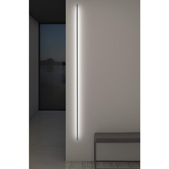 THIN-LINE TWO-SIDED WALL LIGHT - Satin White
