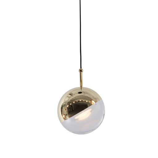 Dora P1 Mini Pendant - Brass Finish