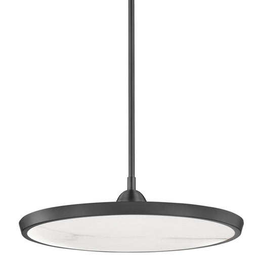 Drapper Large Pendant - Old Bronze Finish