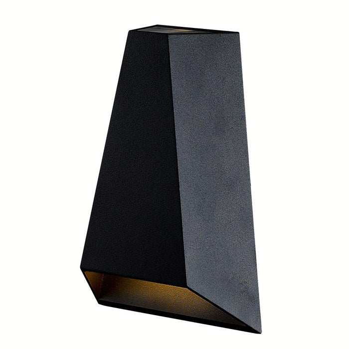 Drotto LED Outdoor Wall Sconce - Black Finish