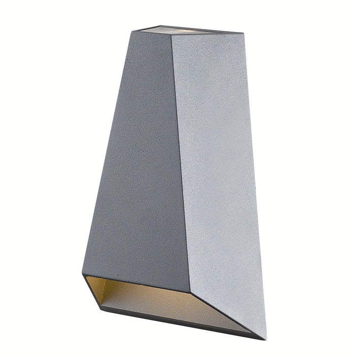 Drotto LED Outdoor Wall Sconce - Gray Finish