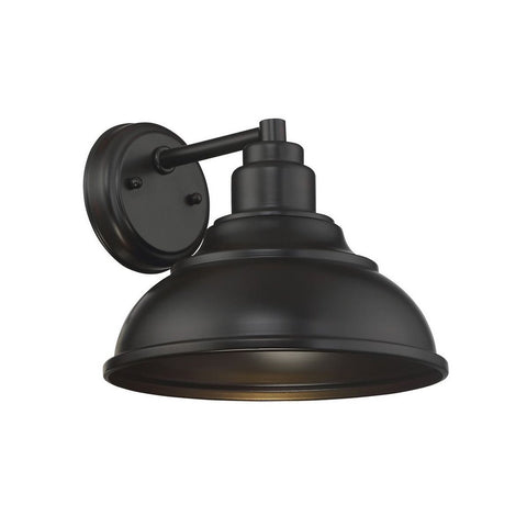 Dunston Large Outdoor Wall Sconce - English Bronze Finish