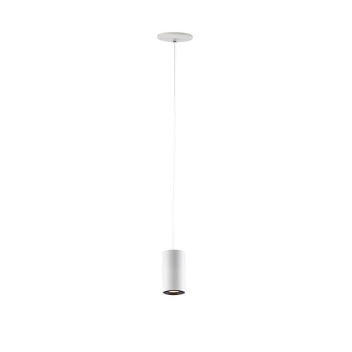 Dwell Mini Pendant - White Finish (Small)