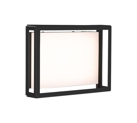 Dynamo 37203 Outdoor Wall Sconce - Black