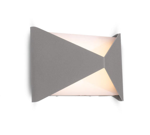 Dynamo 37205 Outdoor Wall Sconce - Gray