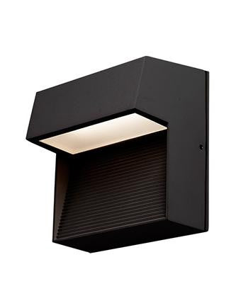 EW3406 LED Outdoor Wall Sconce - Black