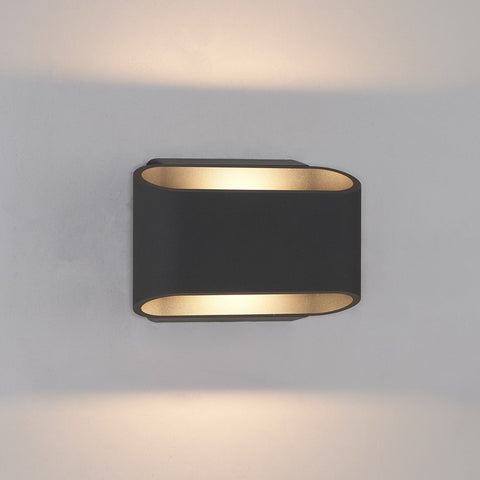 Eclipse Two Light Outdoor Wall Sconce
