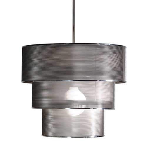 Eclissi Triple Pendant Light