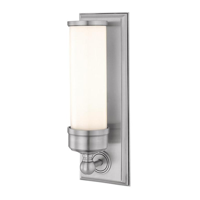 Everett Vanity Light - Satin Nickel Finish