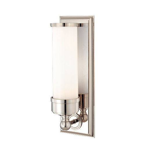 Everett Vanity Light - Polished Nickel Finish