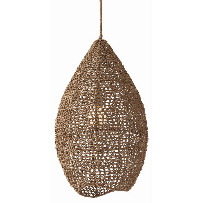 Evers Pendant - Natural Seagrass