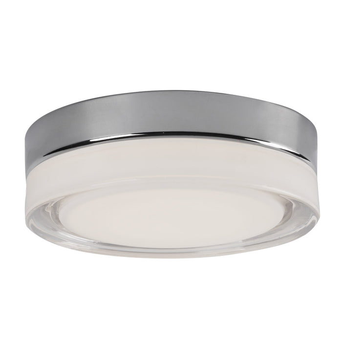 FM3511 LED Flush Mount - Chrome
