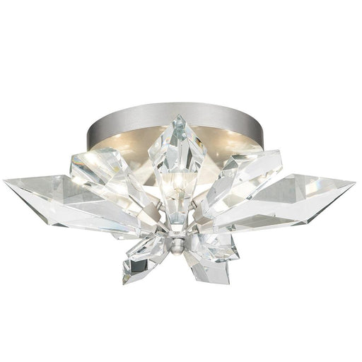 Foret Flush Mount - Silver Leaf