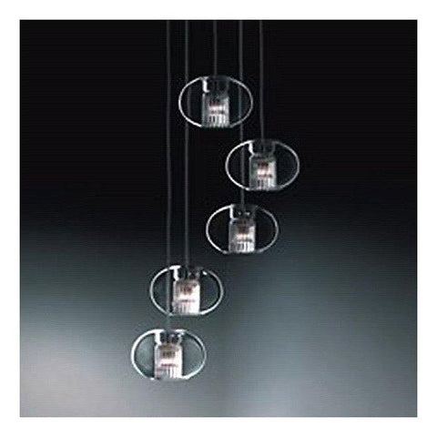 Fairy SG Multi-Light Pendant - 5 Lights