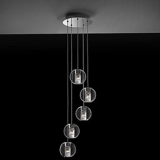 Fairy SS Multi-Light Pendant Light - 5 Lights